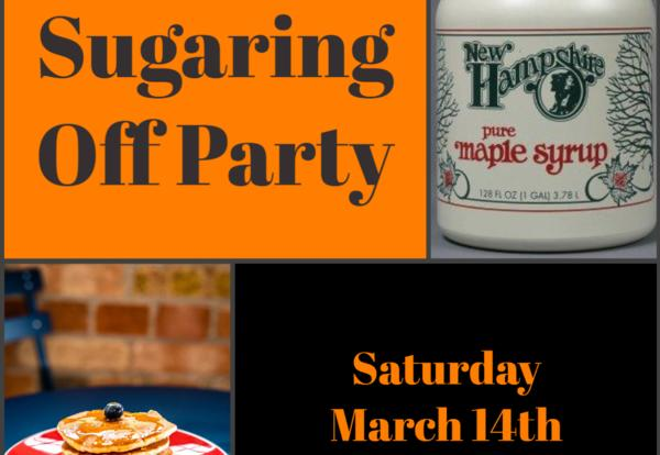 Sugaring Off Party