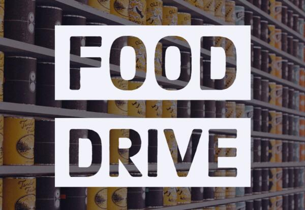 LAS Food Drive is collecting items until December 18th