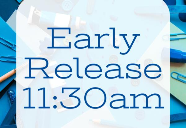 September 2021 Early Release Day