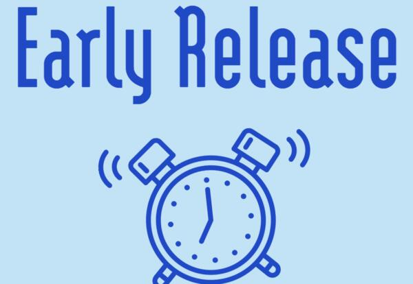 Early Release Day October 13th