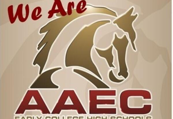 We Are AAEC Logo