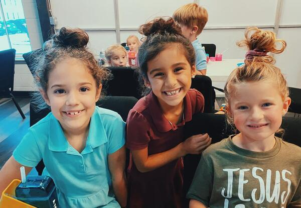 New School Year Brings New Friends for Students at Generations Christian Academy