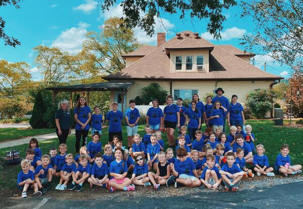First Field Trip for Generations Christian Academy Students and Staff