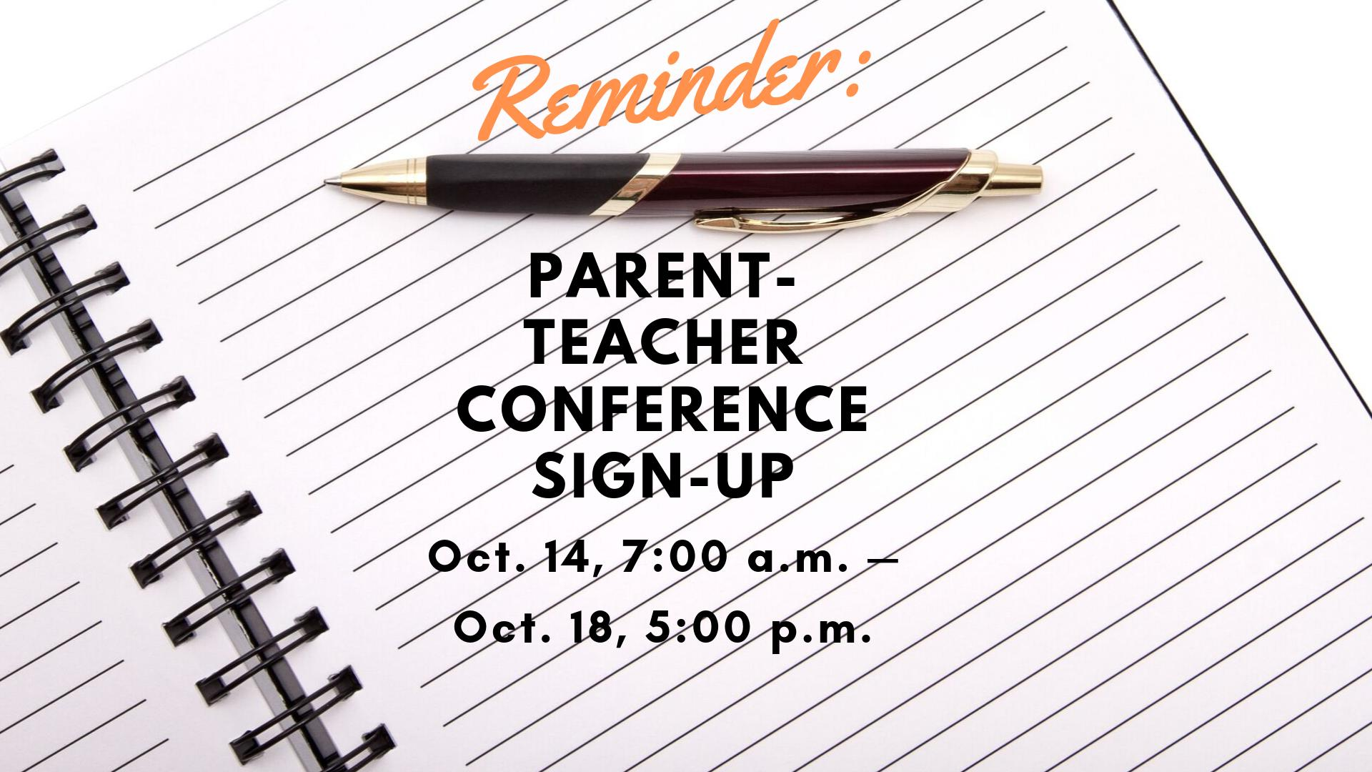 Conferences take place Oct. 23 & 24