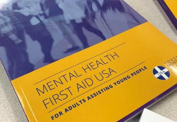 NexTech teachers and staff receive Mental Health First Aid training to support students