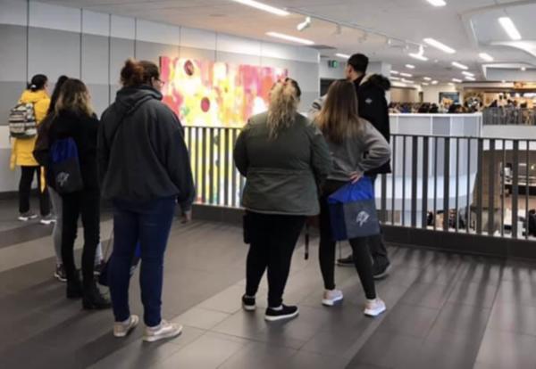 NexTech Students explore college spring tours