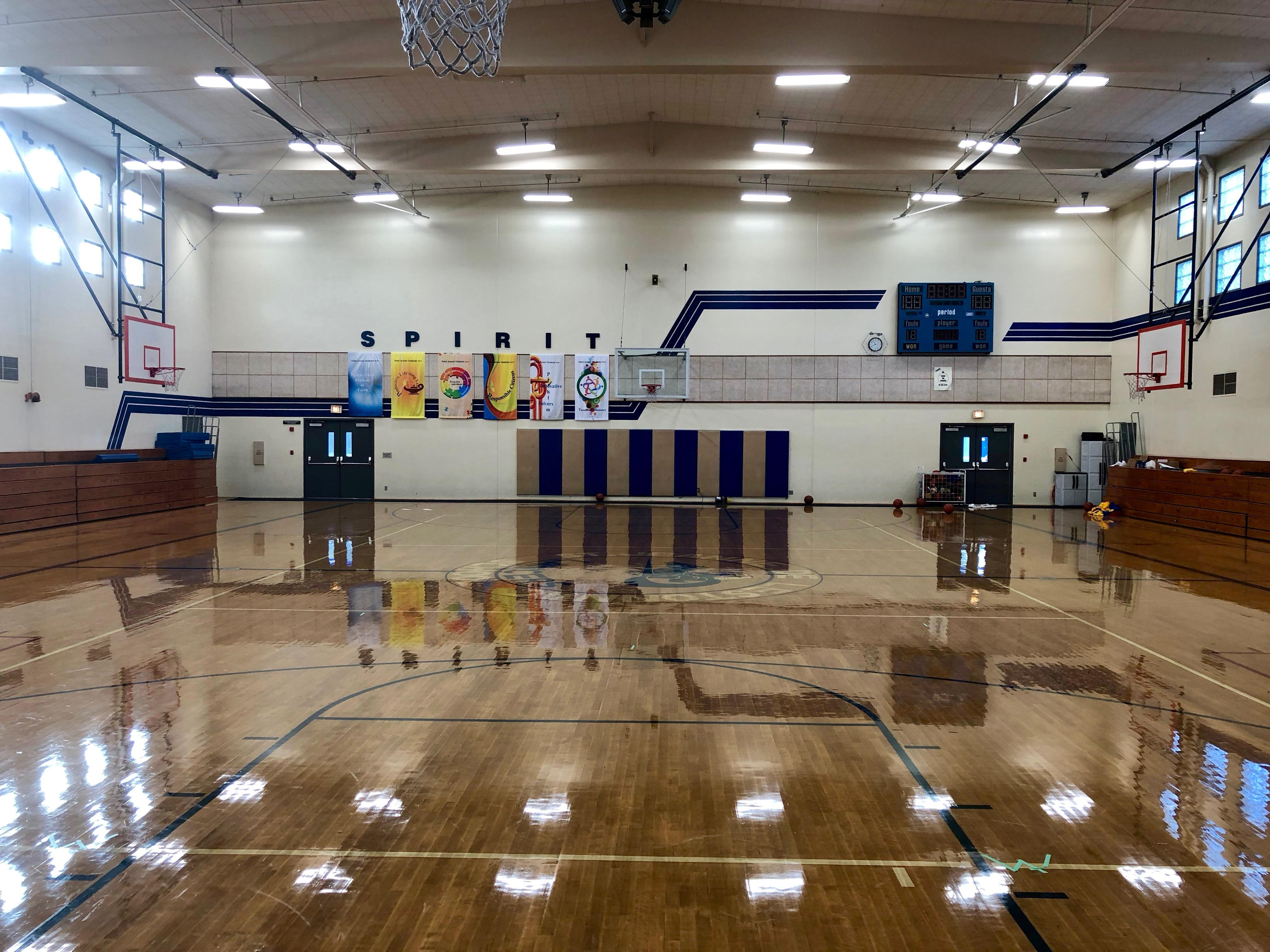 Indoor Gymnasium