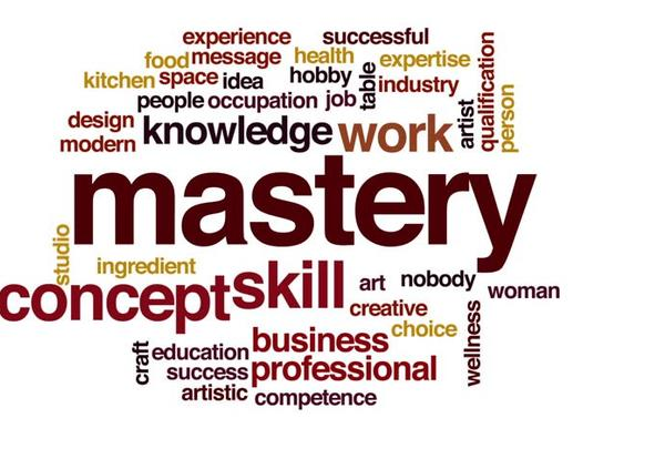 What would schools look like if mastery, rather than proficiency, were the benchmark?