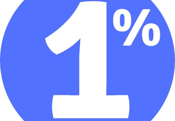 Year of Prayer - 1% Challenge