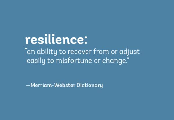 Responding with Resilience