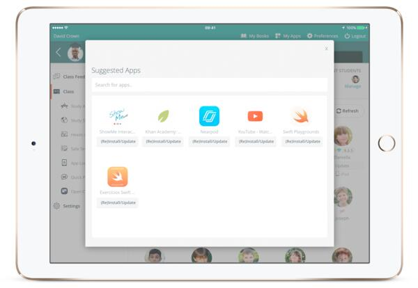 iPad Synching Reservation Form