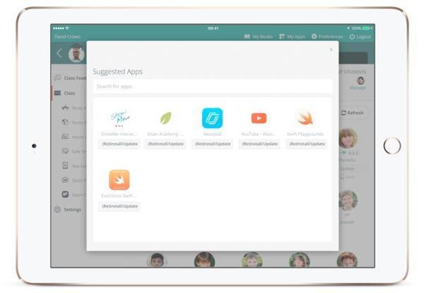 iPad Enrollment Form