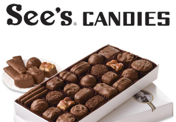 See's Candy Holiday Fundraiser