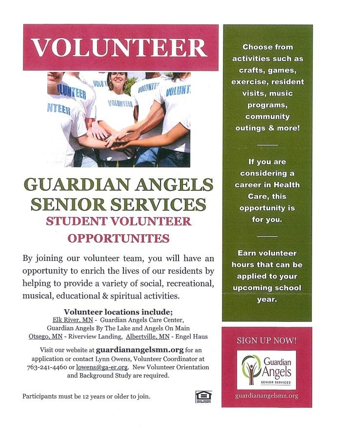 Guardian Angels Opportunity
