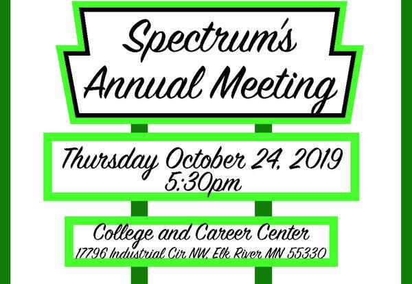 Spectrum's Annual Meeting