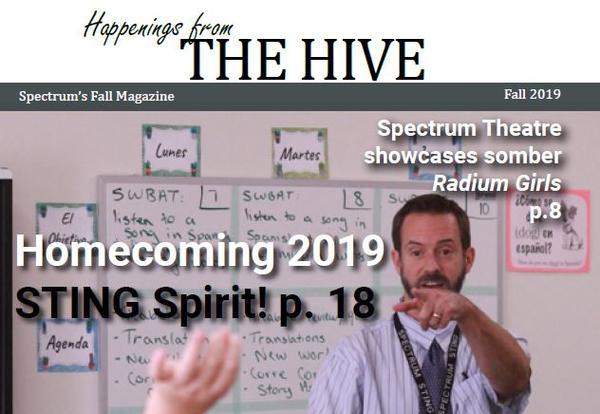 Homecoming 2019 - Sting Spirit