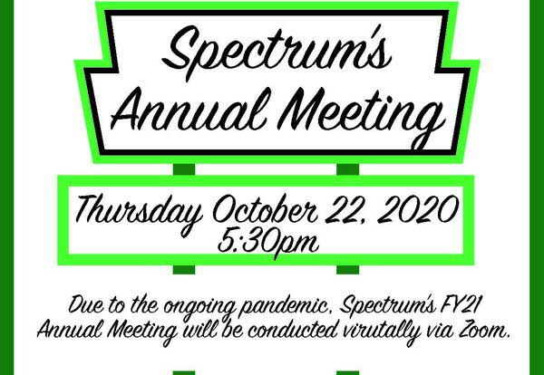 Spectrum's Annual Meeting - 2020