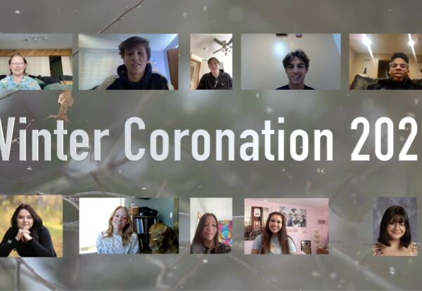 Spectrum's 2021 Winter Royalty Coronation - January 29, 2021