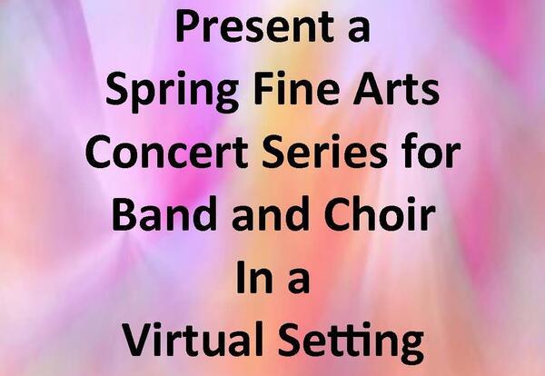 Spectrum's 2021 Spring Choir Concert