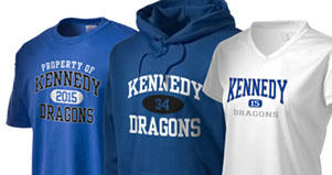Kennedy Dragon Jerseys