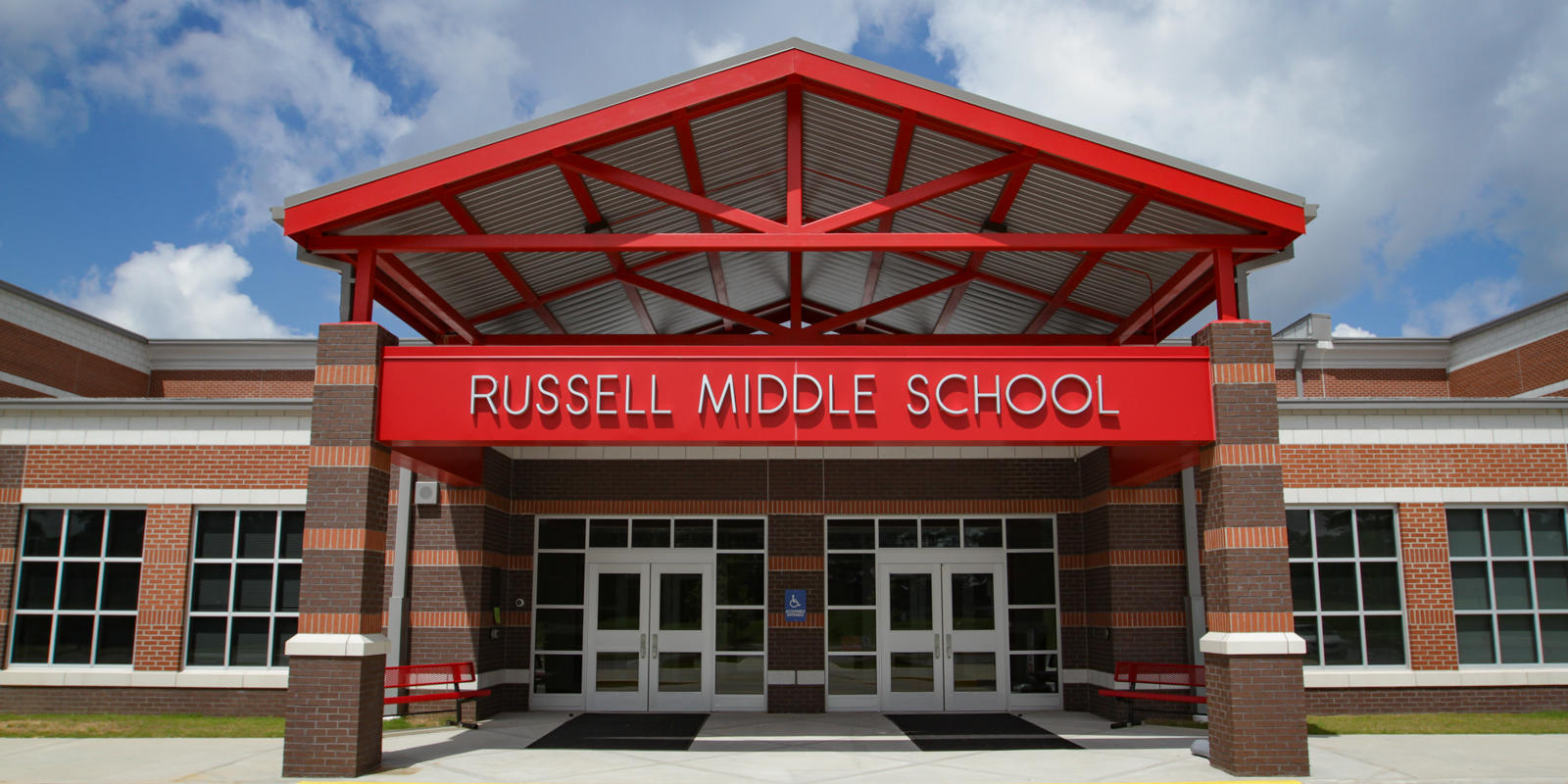 Russell Middle Outside