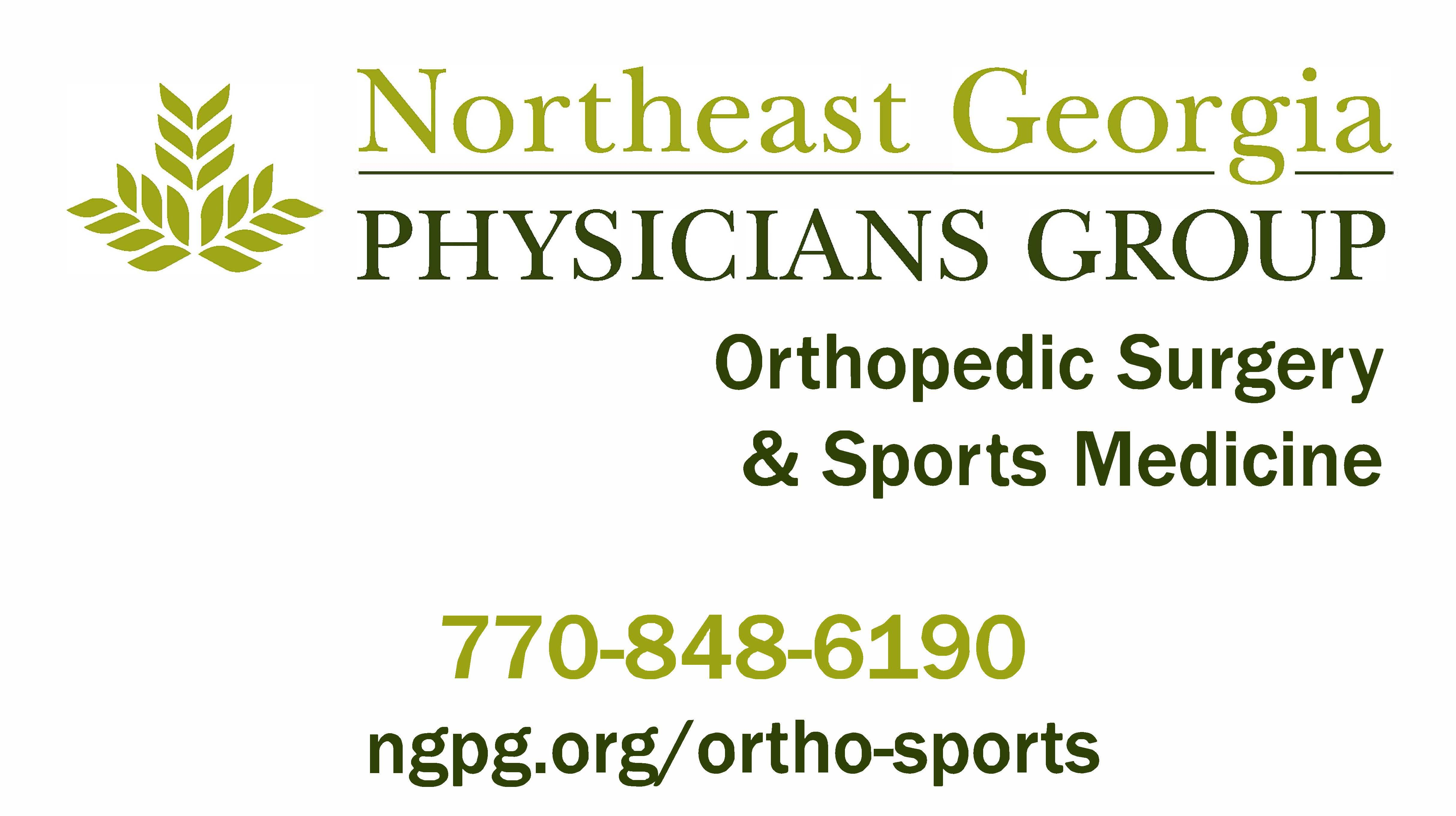 Northeast Georgia Physicians Group Ortho Sports