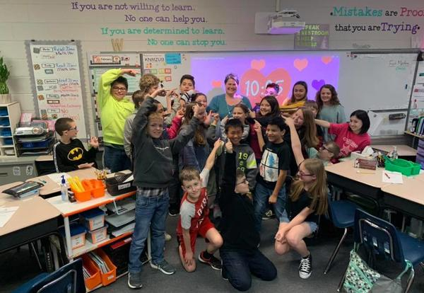 Amanda Wilson - CLES 2020-21 Teacher-of-the-Year