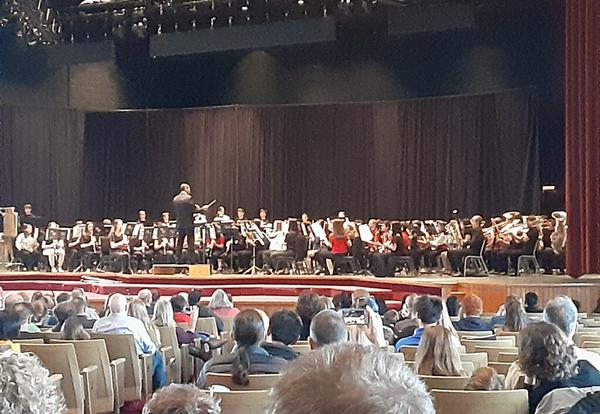 GMEA District 14 Honors' Band