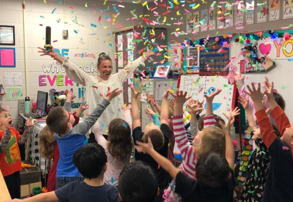 Bramlett's 2020-2021 Teacher of the Year Named