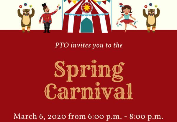 Spring Carnival Information