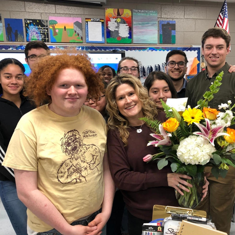 Stephanie Atkinson - Apalachee High  20-21 Teacher of the Year