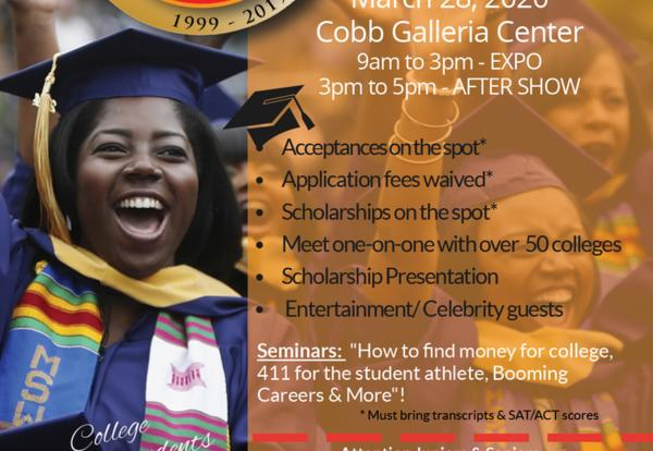 Black Colleges Expo - March 28