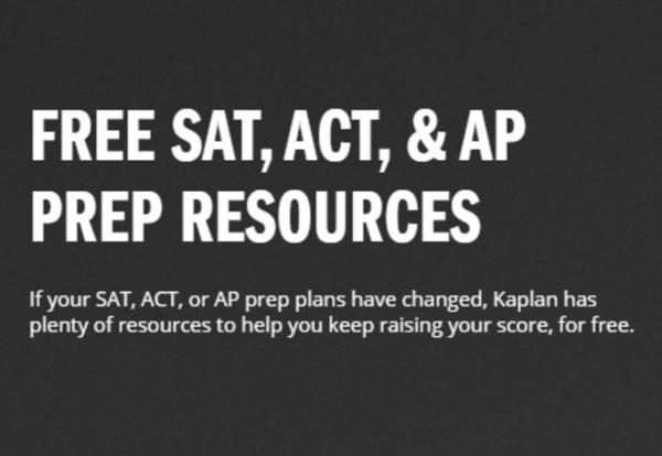 Free ACT/SAT/AP Prep