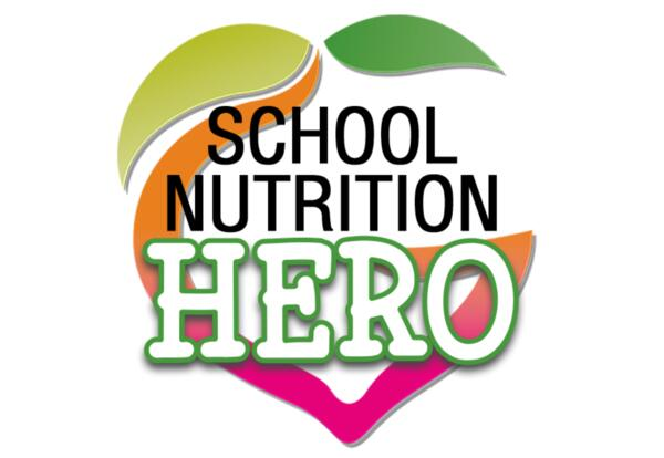Georgia School Nutrition Hero Badge