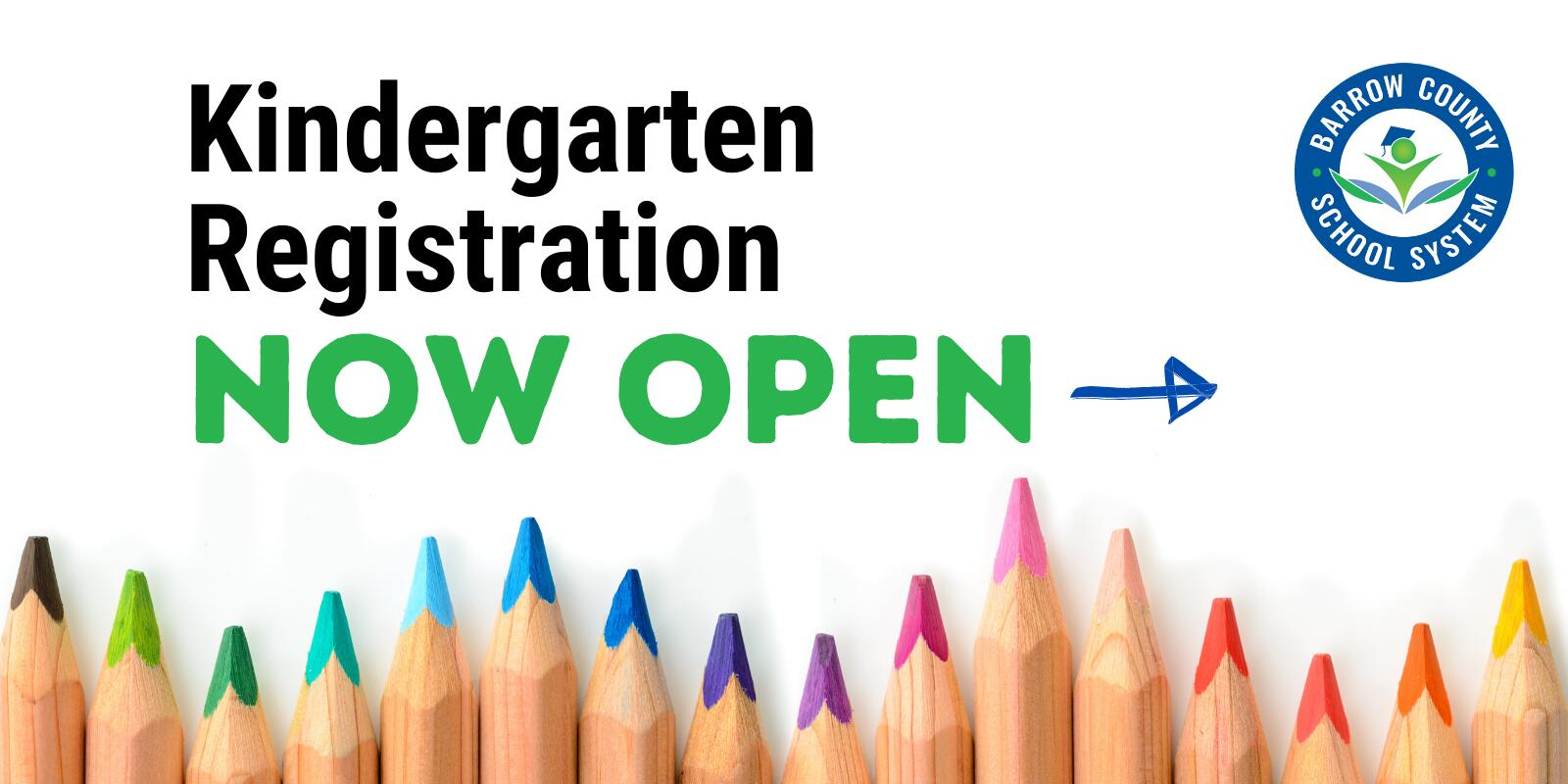 Kindergarten Registration Now Open for BCSS