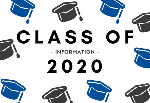 Class of 2020 End of Year Information