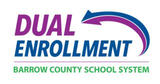 Dual Enrollment and BCSS Logo
