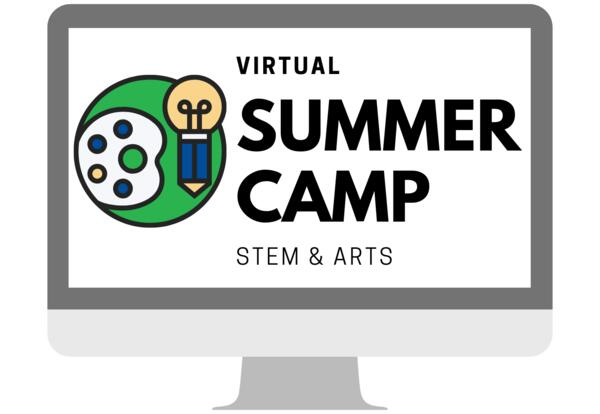 Arts & Innovation Magnet Program Virtual STEM & Arts Summer Camp