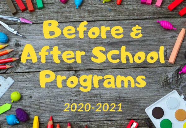 Before and After School Care Information