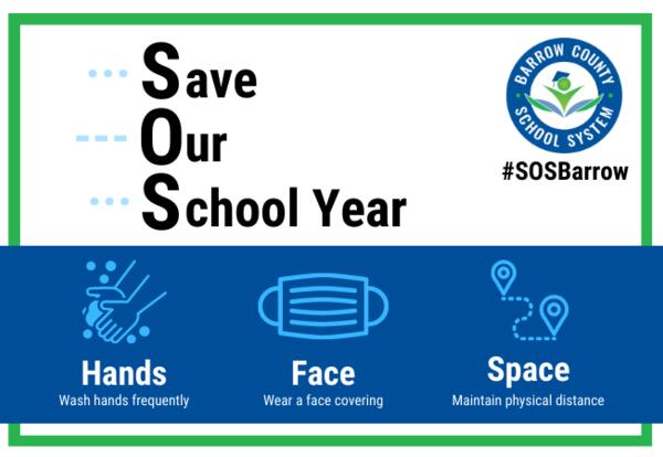 SOS - Save Our School Year