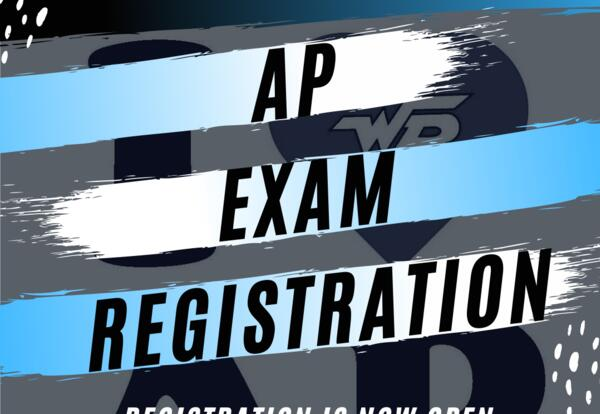 AP Exam Registration 2020-21 - 9/16/20