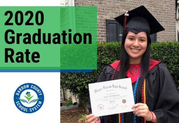2020 Graduation Rate - Barrow County School System