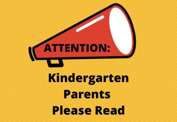 Kindergarten Report Cards