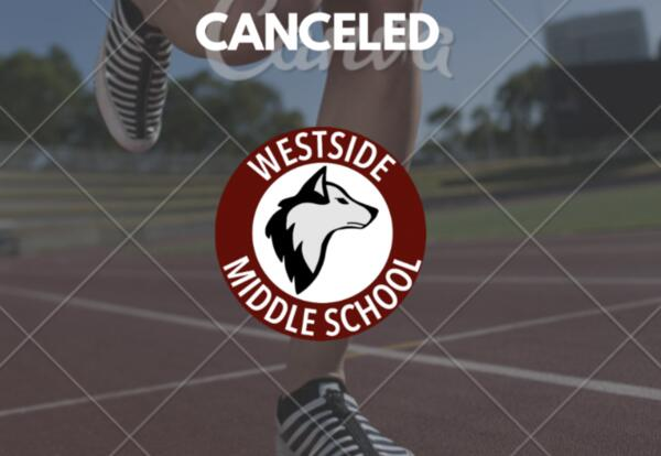 Barrow County Middle Schools: Track Season Cancelled