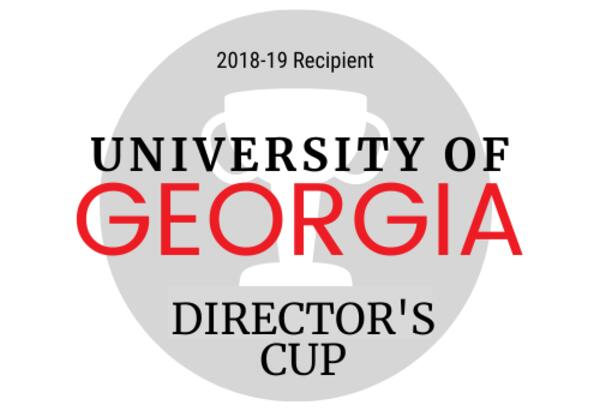 UGA Director's Cup