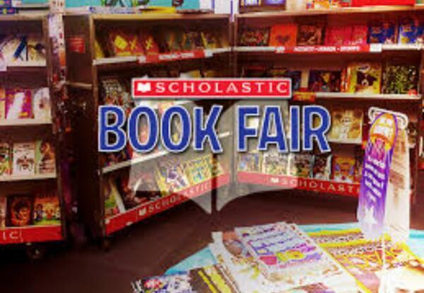 Spring 2021 Scholastic Book Fair: Mar. 19-26 (*Extended through Mar. 31st)