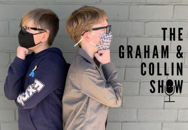 The Graham and Collin Show Podcast