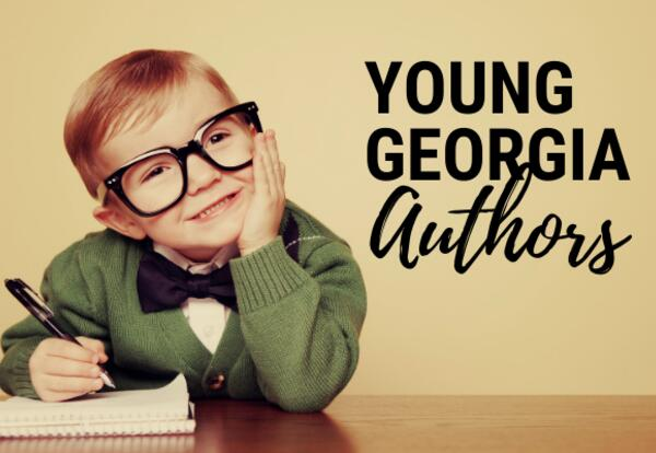 2020-2021 Young Georgia Authors School & System Winners