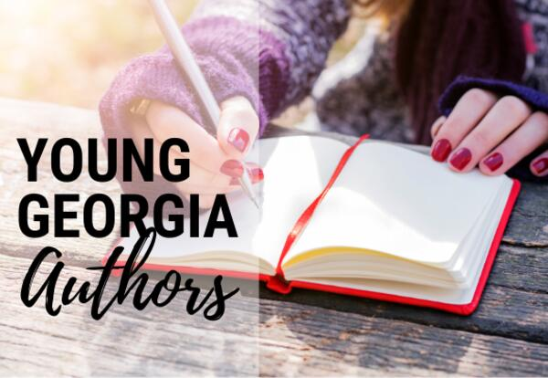 2020-2021 Young Georgia Authors RMS Winner