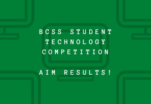 BCSS Student Technology Competition